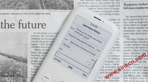 pure.JPG CD Projekt Red联合创始人用14天的电池和冥想计时器制作了一部手机Mudita Pure 墨水屏手机 第1张