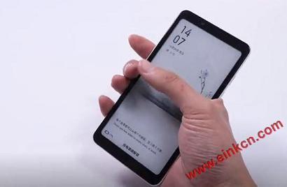 海信A5单墨水屏手机上手玩游戏评测视频 手机相关