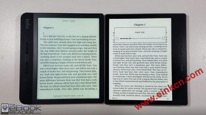Kindle Oasis vs Kobo Libra