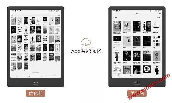 新品BOOX Note2发布!全球首款10.3英寸安卓9.0系统电纸书 电子笔记 第14张