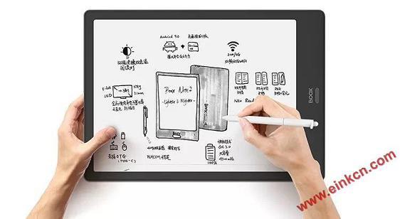 新品BOOX Note2发布!全球首款10.3英寸安卓9.0系统电纸书 电子笔记 第17张