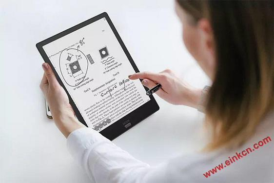 新品BOOX Note2发布!全球首款10.3英寸安卓9.0系统电纸书 电子笔记 第2张