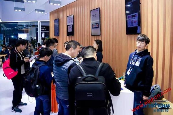 汉朔亮相CHINASHOP 2019第二十一届中国零售业博览会 智能标签 第33张