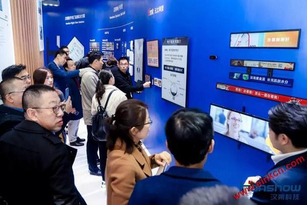 汉朔亮相CHINASHOP 2019第二十一届中国零售业博览会 智能标签 第26张