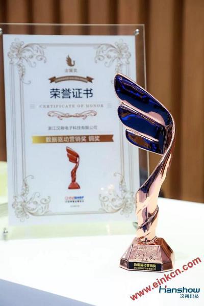 汉朔亮相CHINASHOP 2019第二十一届中国零售业博览会 智能标签 第25张