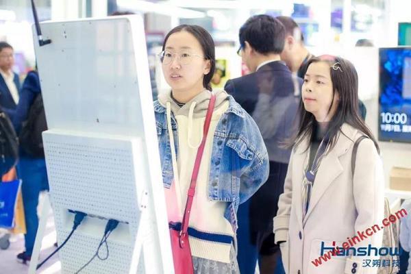 汉朔亮相CHINASHOP 2019第二十一届中国零售业博览会 智能标签 第22张