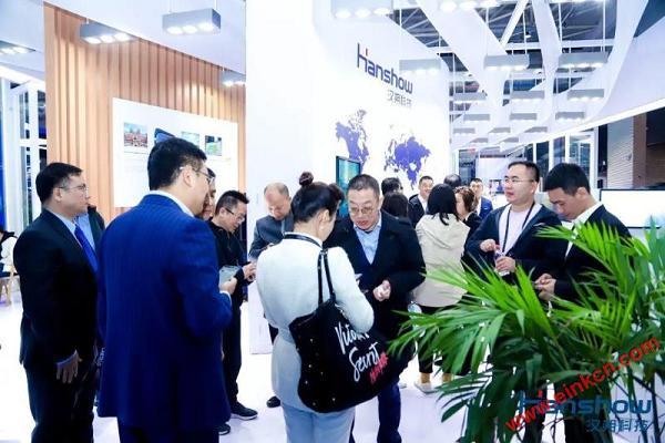 汉朔亮相CHINASHOP 2019第二十一届中国零售业博览会 智能标签 第31张