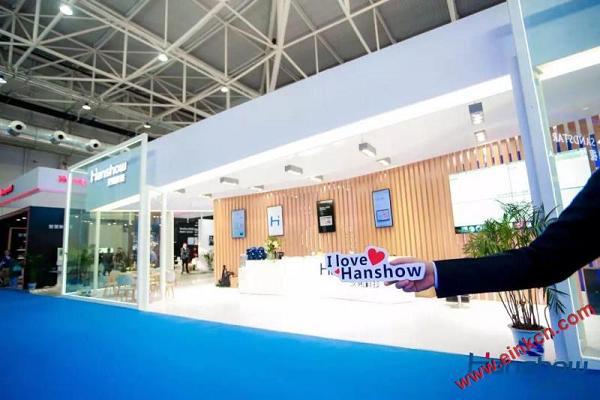 汉朔亮相CHINASHOP 2019第二十一届中国零售业博览会 智能标签 第36张