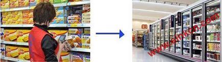 2.9寸E Ink电子货架标签超市商场电子价签系统 电子墨水屏标签 第5张