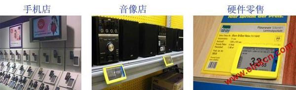 2.9寸E Ink电子货架标签超市商场电子价签系统 电子墨水屏标签 第11张