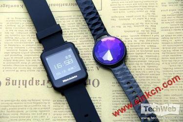 握奇E ink智能手表:定位中低端,少年不来一款么? 墨水屏手表手环 第2张
