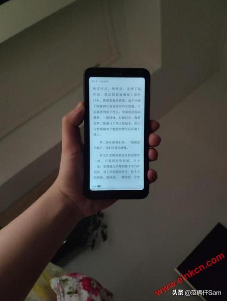 白漂碎碎念 篇二:海信A5手机好用吗? 海信A5手机评测/测评/使用体验-海信A5手机好用吗? 墨水屏手机 第13张