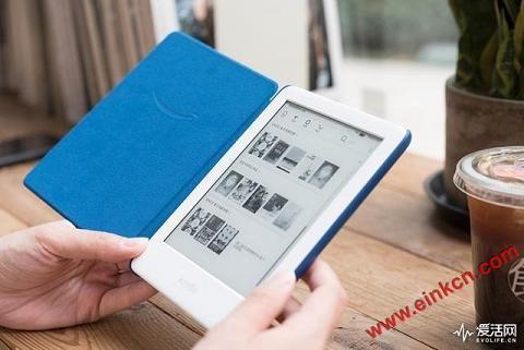 """Kindle青春版评测: 让你""""面上有光"""",眼不受伤 电子书阅读器 第2张"""
