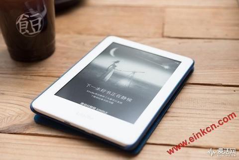 """Kindle青春版评测: 让你""""面上有光"""",眼不受伤 电子书阅读器 第3张"""