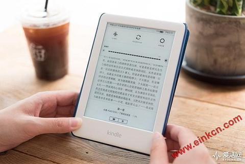 """Kindle青春版评测: 让你""""面上有光"""",眼不受伤 电子书阅读器 第9张"""