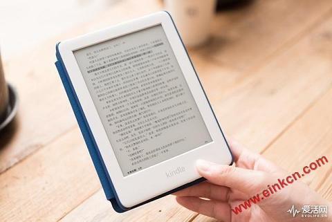 """Kindle青春版评测: 让你""""面上有光"""",眼不受伤 电子书阅读器 第12张"""