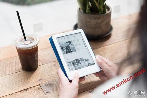 """Kindle青春版评测: 让你""""面上有光"""",眼不受伤 电子书阅读器 第15张"""