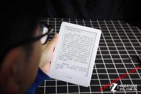 Kindle青春版电子书阅读器评测-照亮知识的光芒