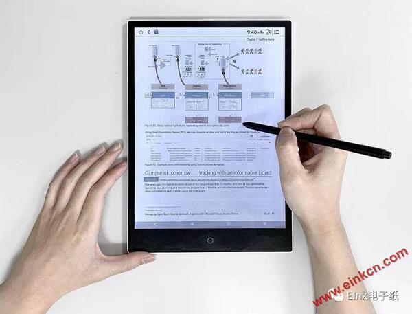 E Ink官宣!明年你将看到这些彩色电子纸应用 业界新闻 第7张