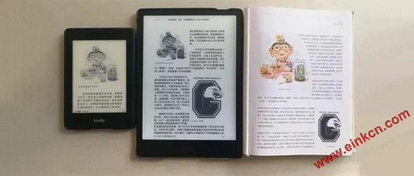 从Kindle Paperwhite转到BOOX Note2的思考与体验