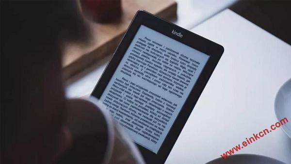 彩色版 Kindle 可能明年就来了,如果有了这项新技术的话
