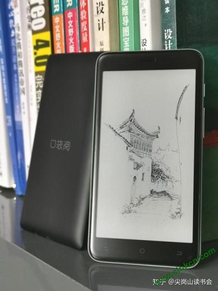"""印刷式彩色电子纸(Print-Color ePaper)在取代""""纸""""的方向又进了一步 电子纸笔记本 第3张"""