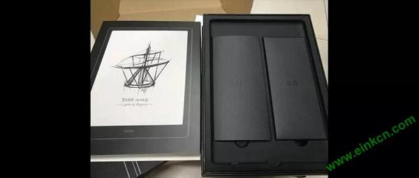 文石BOOX Note2评测 一位初入电纸书的小白对的使用感受 电子纸笔记本 第2张