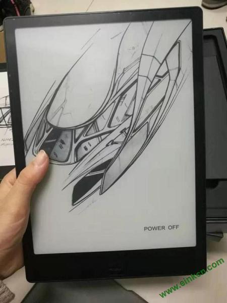 文石BOOX Note2评测 一位初入电纸书的小白对的使用感受 电子纸笔记本 第5张