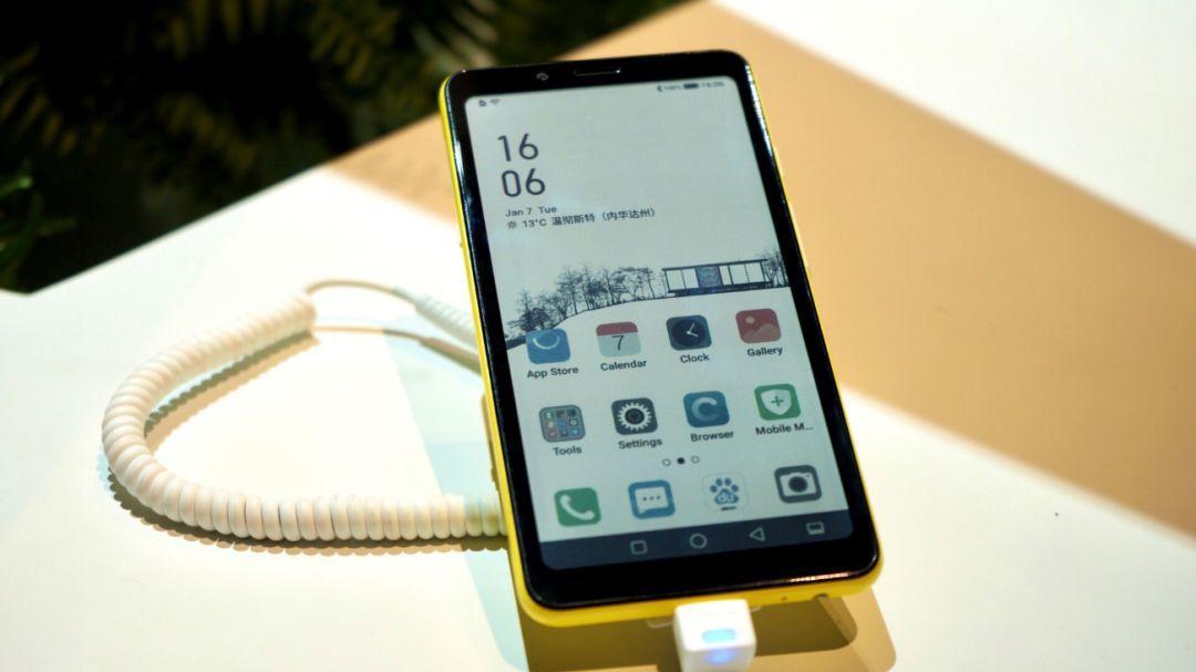 CES2020海信首发彩色水墨屏阅读手机,开启多彩阅读新革命 墨水屏手机 第3张