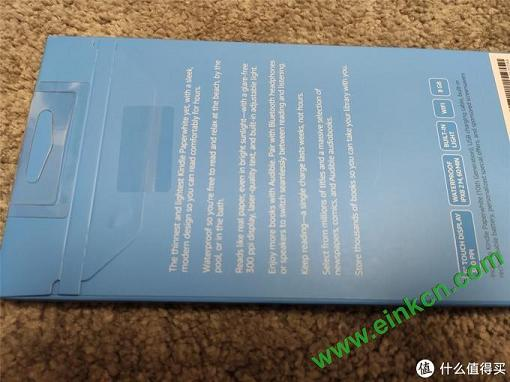 499元的泡面盖终于到了,KPW 4 8G 版晒单