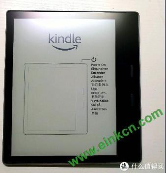 美版Kindle Oasis2开箱