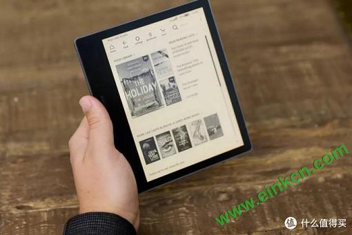 Kindle Oasis 3的测评汇总-来自于各媒体网站的评测资料 电子墨水阅读器 第2张