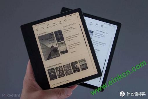 Kindle Oasis 3的测评汇总-来自于各媒体网站的评测资料 电子墨水阅读器 第7张