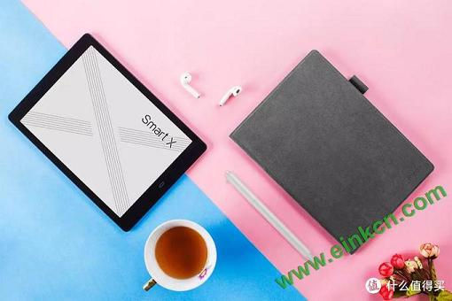 掌阅iReader Smart X :大屏背光,全面升级