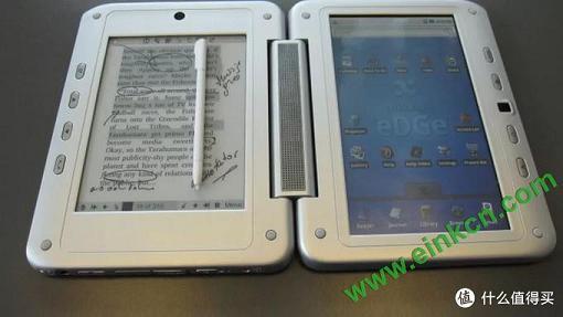 可折叠手机已经出现,那么可折叠电子阅读器还会远吗?