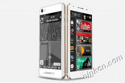 国外Siam 7x双屏手机:又一款配电子墨水屏的双屏手机