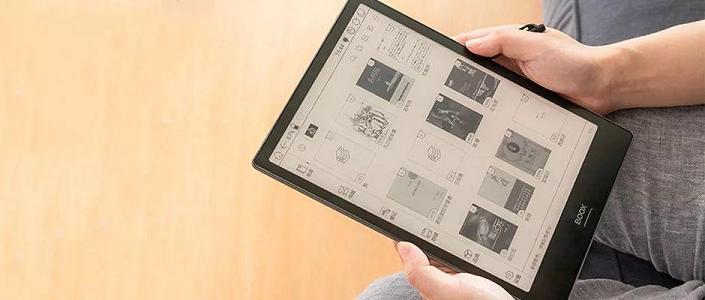 BOOX Note Pro电子书阅读器评测 享受不一般的读书乐趣