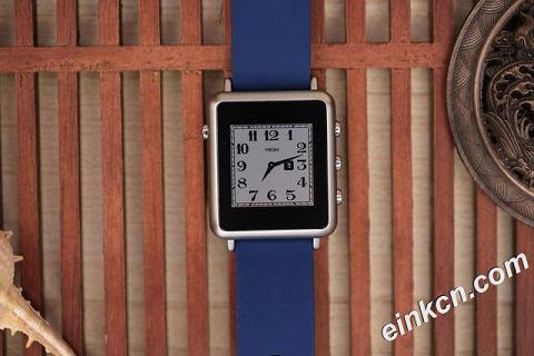 麦步M1墨水屏运动手表评测/体验 - 墨水屏超长待机,能够DIY的智能手表
