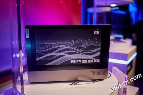 ThinkBook迎来Plus,LCD/EPD双屏笔记本闪耀CES2020