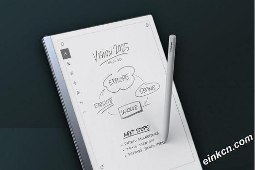 ReMarkable推出第2代电子纸平板电脑 功能更强大纸质感更强