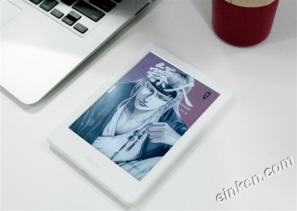 新方案出场,集体上新:掌阅发布旗下首款彩色电子书 iReader C6