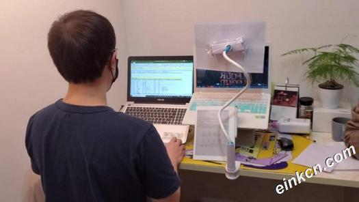 小伙靠这款神器在家高效办公,外形酷似科大讯飞智能本