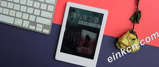 iReader C6彩色电子纸阅读器  体验/评测:不一样的妖艳产品