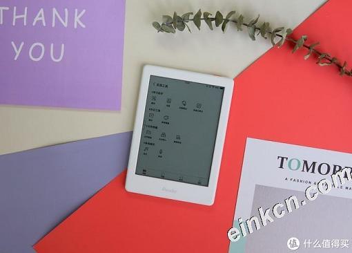 iReader C6 彩色电子纸 体验分享:不一样的妖艳产品
