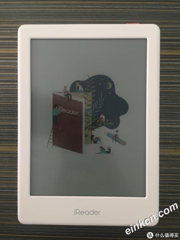 iReader C6第81名体验者开箱