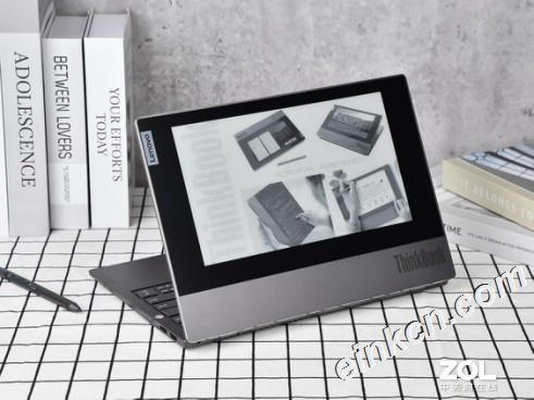 全球首款A面墨水屏笔记本ThinkBook Plus试用/使用/评测  ThinkBook Plus评测 Plus购买 Plus价格 Plus使用感受 Plus京东 Plus预售 Plus值不值得买 Plus如何购买 Plus手写笔记 Plus双屏笔记本 Plus双屏 Plus墨水屏 第1张