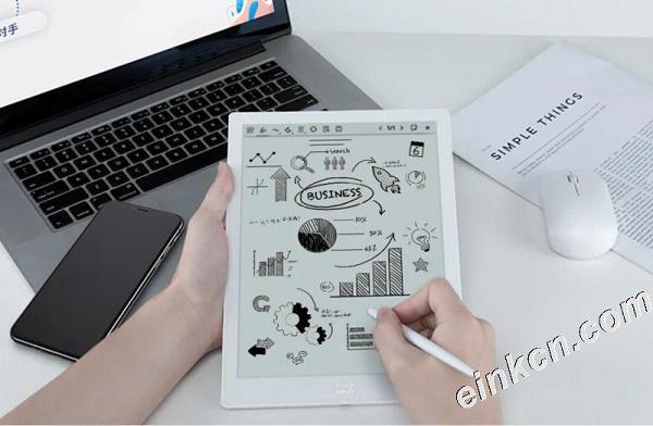 小米墨案10.3寸智能电子纸常用功能操作说明(一)