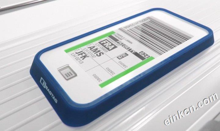 东航、南航都出了电子行李牌 无源行李牌 无电池行李牌 使用效果怎么样?
