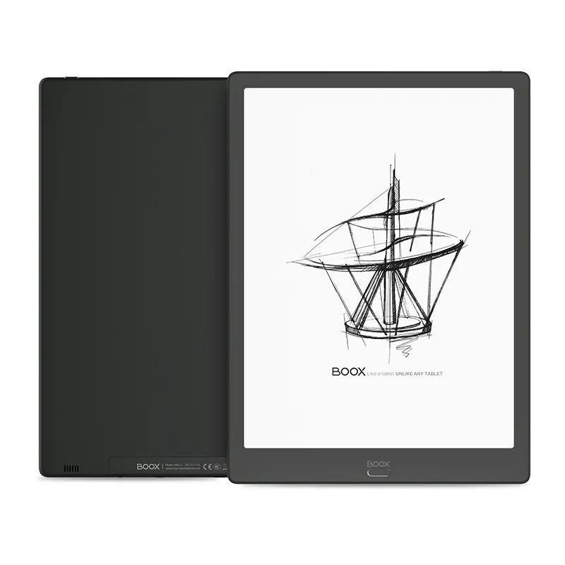 BOOX Max3黑色版首发上线!13.3英寸巨无霸智能墨水平板