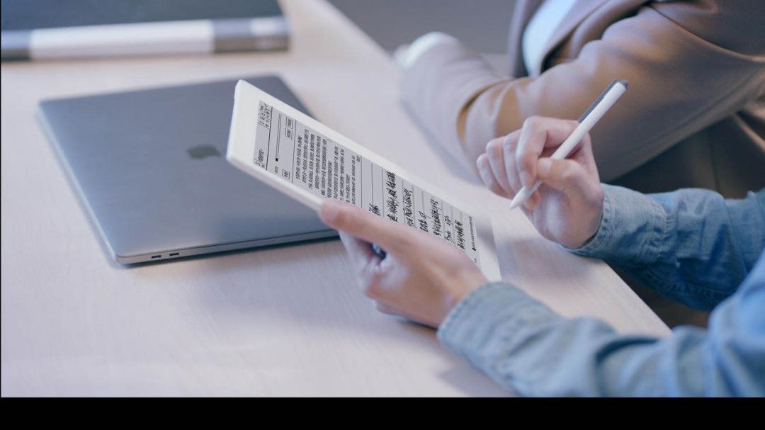 """科大讯飞T1 9.7寸墨水屏笔记本 值得更好的""""宝藏笔记本""""、""""战斗机阅读器""""  9.7寸 科讯飞青春版 T1评测 墨水屏笔记本 eink 电子墨水 第3张"""